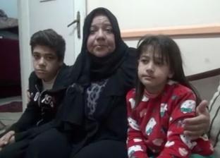 مأساة طفلين شاهدا وفاة والديهما مختنقين