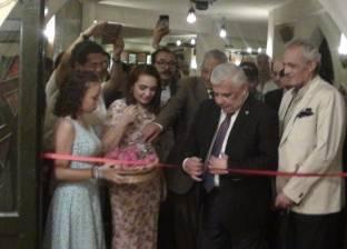 """افتتاح معرض ملتقى الفنانين العرب """"لمسات في سيناء الحضارات"""" بشرم الشيخ"""