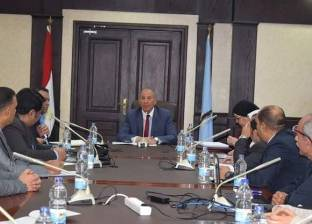 محافظ البحر الأحمر يناقش مع رئيس هيئة الاستثمار إقامة مؤتمر اقتصادي