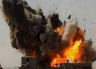 غارة جوية تستهدف مبنى البحث الجنائي في صنعاء