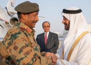 بن زايد: الإمارات تقف بجانب السودان في كل ما يحفظ أمنها واستقرارها