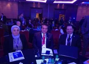 وزير التعليم العالي يشهد الجلسة الرئيسية للمنتدى العالمي للتعليم بلندن