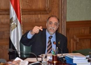 القصبي يحذر الدول الداعمة للإرهاب: «العيون المصرية لن تترككم»