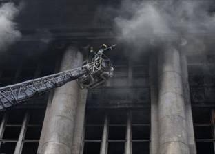 السيطرة على حريق في عمارة سكنية بالغردقة دون إصابات