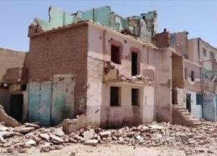 """المنيا: جهود مستمرة لانتشال """"الغلابة"""" من المناطق الخطرة.. """"حسينا أننا بشر"""""""