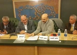 بالصور| وكيل «الصحفيين» يترشح لعضوية مجلس النقابة