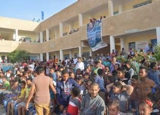 جمعيات أهلية تحتفل بيوم اليتيم في القصير بالبحر الأحمر
