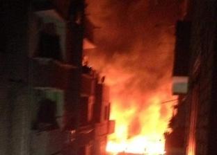 اشتعال النيران في 5 منازل بقنا.. والأهالي يتهمون الجن