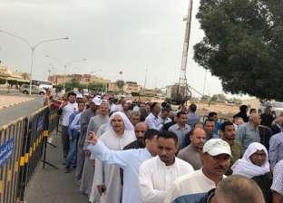 """15 فيديو ترصد اليوم الأول لتصويت المصريين بالخارج.. """"إقبال كبير"""""""