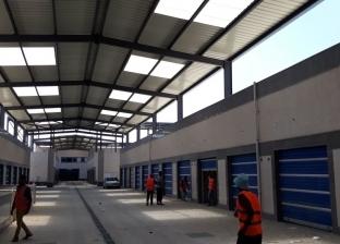 محافظ بورسعيد: الانتهاء من سوق الأسماك الجديد تمهيدا لافتتاحه