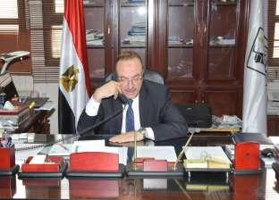 محافظ بني سويف يستعرض التقرير الشهري لدور المجتمع المدني