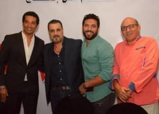 عمرو سعد: سعيد بعودة خالد يوسف للسينما
