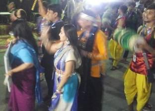 وزيرة الثقافة تفتح مهرجان الإسماعيلية الدولي للفنون الشعبية بعد قليل
