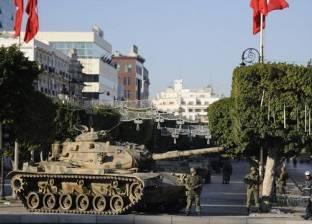 عاجل| الجيش التونسي يؤمن المنشآت العامة في القصرين
