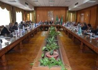 رئيس جامعة المنوفية: الحرم الجامعي ليس مكانا للدعاية الانتخابية