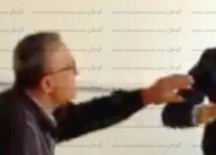 """""""الغل"""" و""""مدرسة المشاغبين"""".. نفسي يحلل أسباب بصق معلم على طالب بالإسكندرية"""