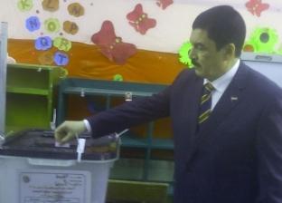 محافظ القليوبية: المواطنون توافدوا على اللجان بكثافة قبل فتحها