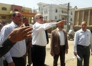 محافظ القليوبية يبحث إنشاء مركز طبي للأورام في أجهور الكبرى بمدينة طوخ