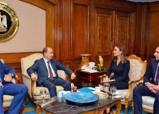 """وزيرا الاستثمار والصناعة يبحثان الخطط المستقبلية لـ""""فيليبس"""" في مصر"""