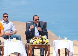 عاجل  السيسي: شركة الريف المصري ستمنح كل مستفيد عقدا ولن يتحمل أي أعباء إدارية