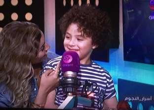 """ريهام عبدالغفور تنشر صورتها مع الطفل ياسين: """"بحبك.. أنا فخورة بيك"""""""