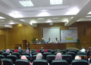 """""""حب الوطن فى الإسلام"""" ندوة توعوية لطلاب جامعة كفر الشيخ"""