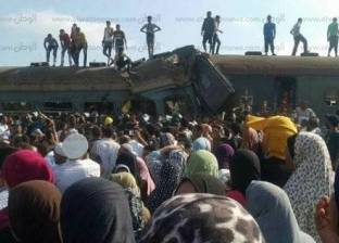 غدا.. النيابة تعلن نتائج التحقيقات في حادث انقلاب قطار المرازيق