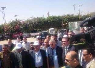رئيس شركة المقاولون العرب يدعم ضاحي في انتخابات المهندسين