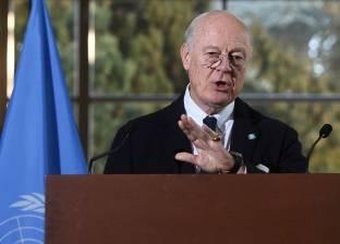 دي ميستورا: الاتفاق مع روسيا من أجل إزالة الألغام في سوريا