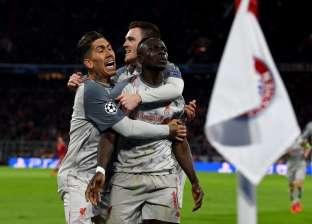 بالفيديو| ماني يقود ليفربول لربع نهائي دوري الأبطال على حساب البايرن.. وصلاح يصنع هدفًا