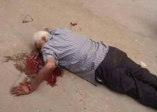 أول صور لواقعة مقتل سائق على يد صاحب سيارة ميكروباص بسبب 200 جنيه