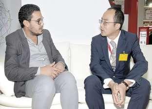 «يانج تاو»: نستعد لضخ المزيد من الاستثمارات فى مصر.. ولدينا فروع فى 170 دولة فى جميع أنحاء العالم