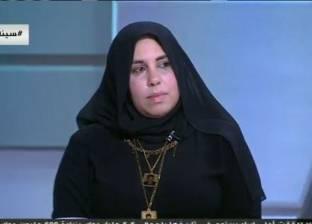 زوجة نائب مأمور قسم كرداسة: الإرهابيون سقوا الشهيد ماء نار