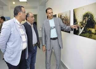 حكايات مصرية فى معرض «محمد عمر»: الكاميرا رفيقة مشوارى