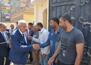 إطلاق اسم الشهيد أبانوب رضا على مدرسة بقرية نجير مركز دكرنس