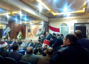 """رئيس """"دينية النواب"""" من دمياط: الود بين المسلمين والأقباط ينهي الفتن"""