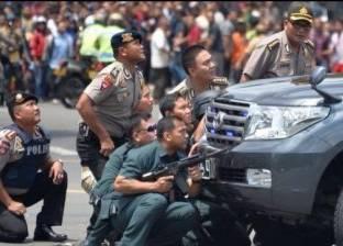 """الشرطة الإندونيسية تشتبه بمسؤولية مجموعة تابعة لـ""""داعش"""" في هجمات """"جاكرتا"""""""