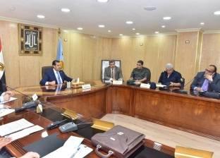 محافظة أسيوط ترفع حالة الطوارئ لمواجهة توقعات سقوط الأمطار