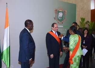 سفير مصر في كوت ديفوار: زيارة الرئيس تاريخية لدولة محورية بغرب أفريقيا