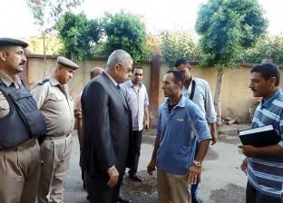 مدير أمن الغربية يفتتح مركز شرطة زفتى ويشدد على حسن معاملة المواطنين
