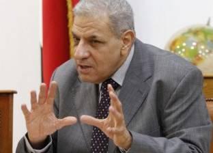 """محلب يطالب وزير الرياضة بحل ازمة """"الشيخ"""""""