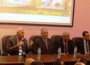 """""""حجازي"""": أسوان أكبر محافظة في مصر بها منشآت تابعة للري"""