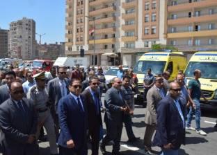 إلغاء الإجازات بالمستشفيات لاستقبال عيد الأضحى بالغربية