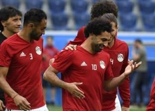 الجالية الروسية بالغردقة تستعدلمشاهدة مباراة منتخب بلادها مع مصر