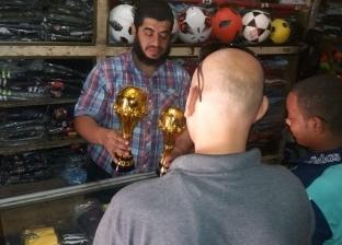 كأس أمم أفريقيا في أسواق الإسكندرية: من 160 إلى 300 جنيه