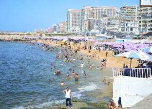 لجماهير الأهلي في برج العرب.. 4 شواطئ مجانية بالإسكندرية