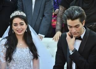 هبة مجدى تنشر أول صورة لها بعد الزواج
