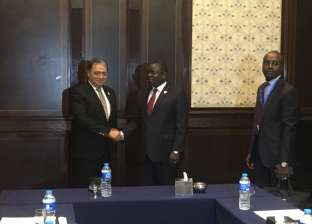 """مصر تتفق مع تشاد على إنشاء مصانع أدوية لديها على هامش """"إفريقيا 2017"""""""