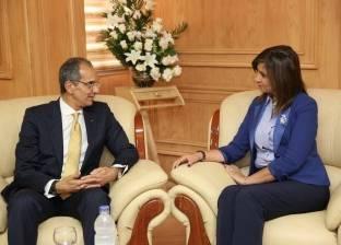 وزيرا الاتصالات والهجرة يفتتحان صندوق قاعدة بيانات للمصريين في الخارج