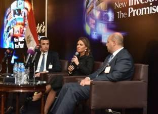 «نصر» أمام الغرفة الأمريكية: هدفنا تشجيع الاستثمار وندرس وضع المناطق الحرة فى القانون الجديد